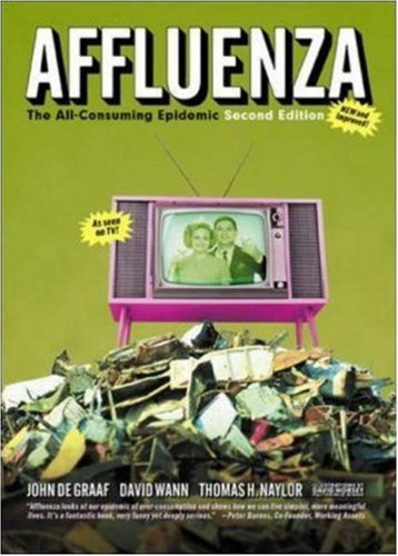 Affluenza Book Cover