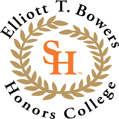 Honors college SHSU icon.