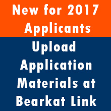 New for 2017 Applicants: Bearkat Link