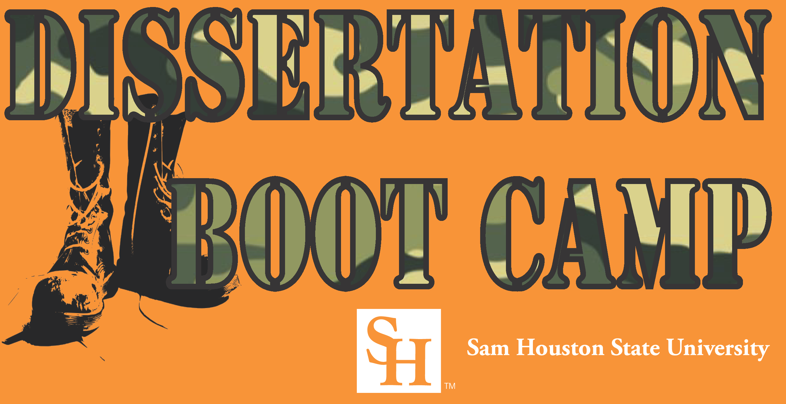 Dissertation Boot Camp Sam Houston State University