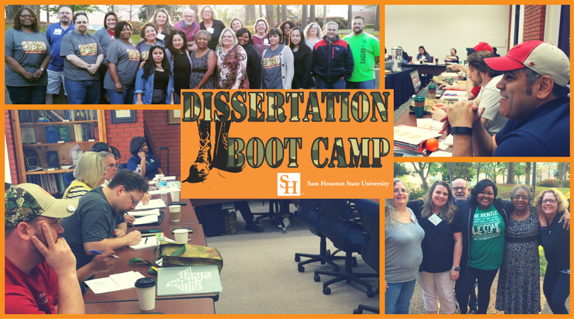Dissertation boot camp unt