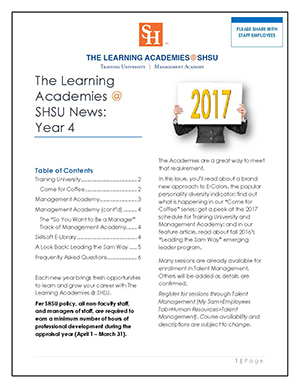 Year 4 Learning Academies News Page 1