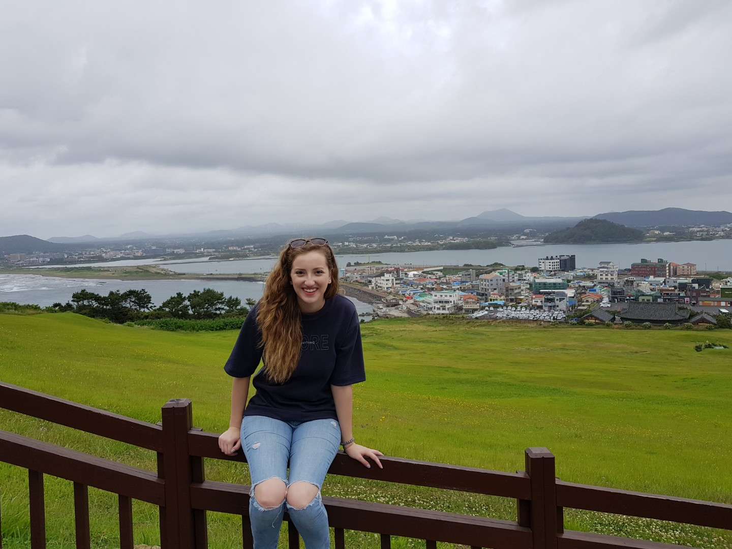image of bearkat abroad student