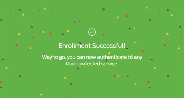 Enrollment Success
