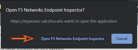 Chrome Open F5 Network Inspector