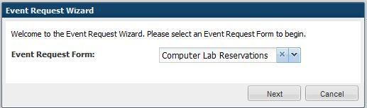 Lab Reservation