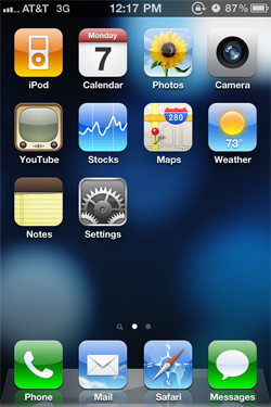 shsu iphone