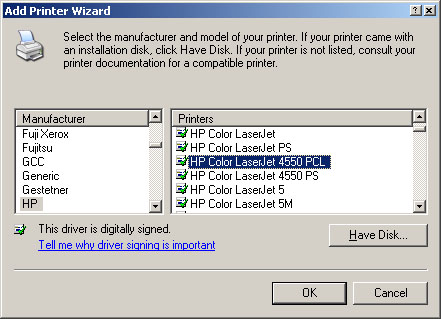 PC Wireless Printing Image