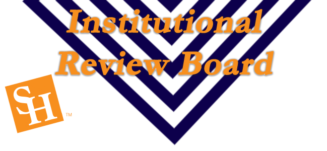 Dissertation institutional review board