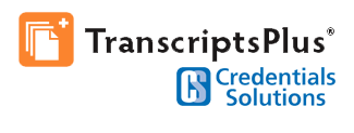 Transcripts Plus Credentials