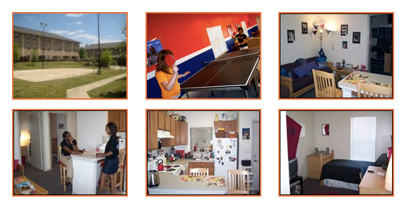 Summer 2019 Residence Facilities