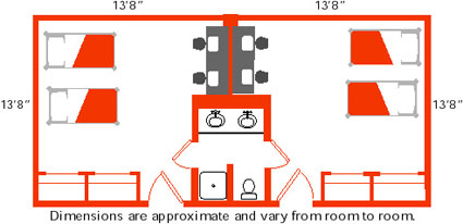 Crawford House Floor Plan
