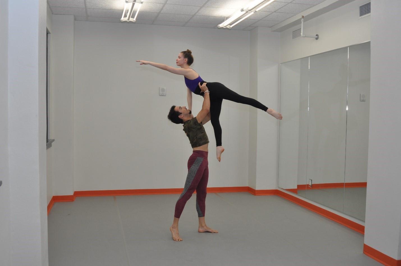 Rehearsal Studio with Dance Floor