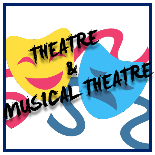 Theatre and Musical Theatre logo