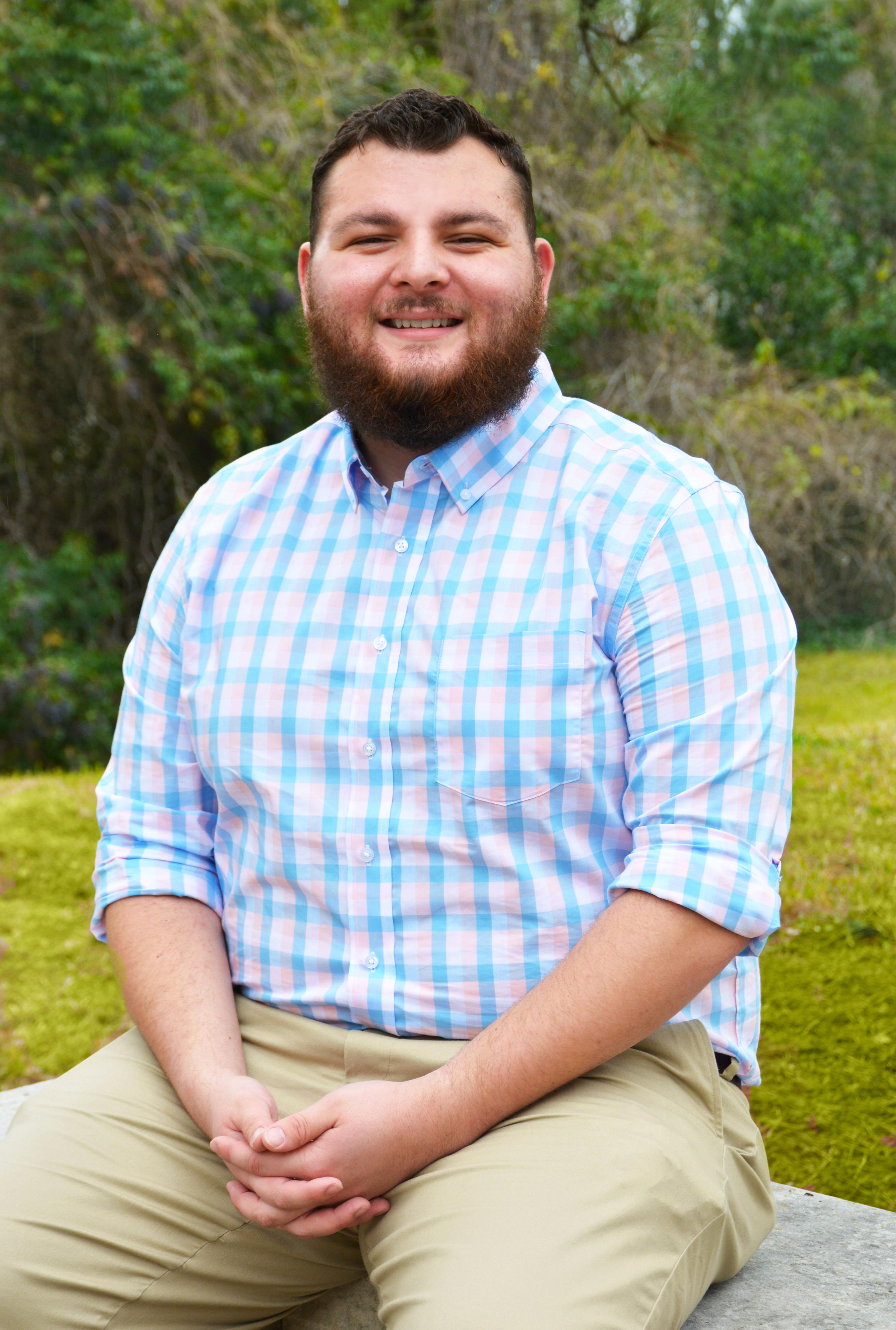 Christian Pharr