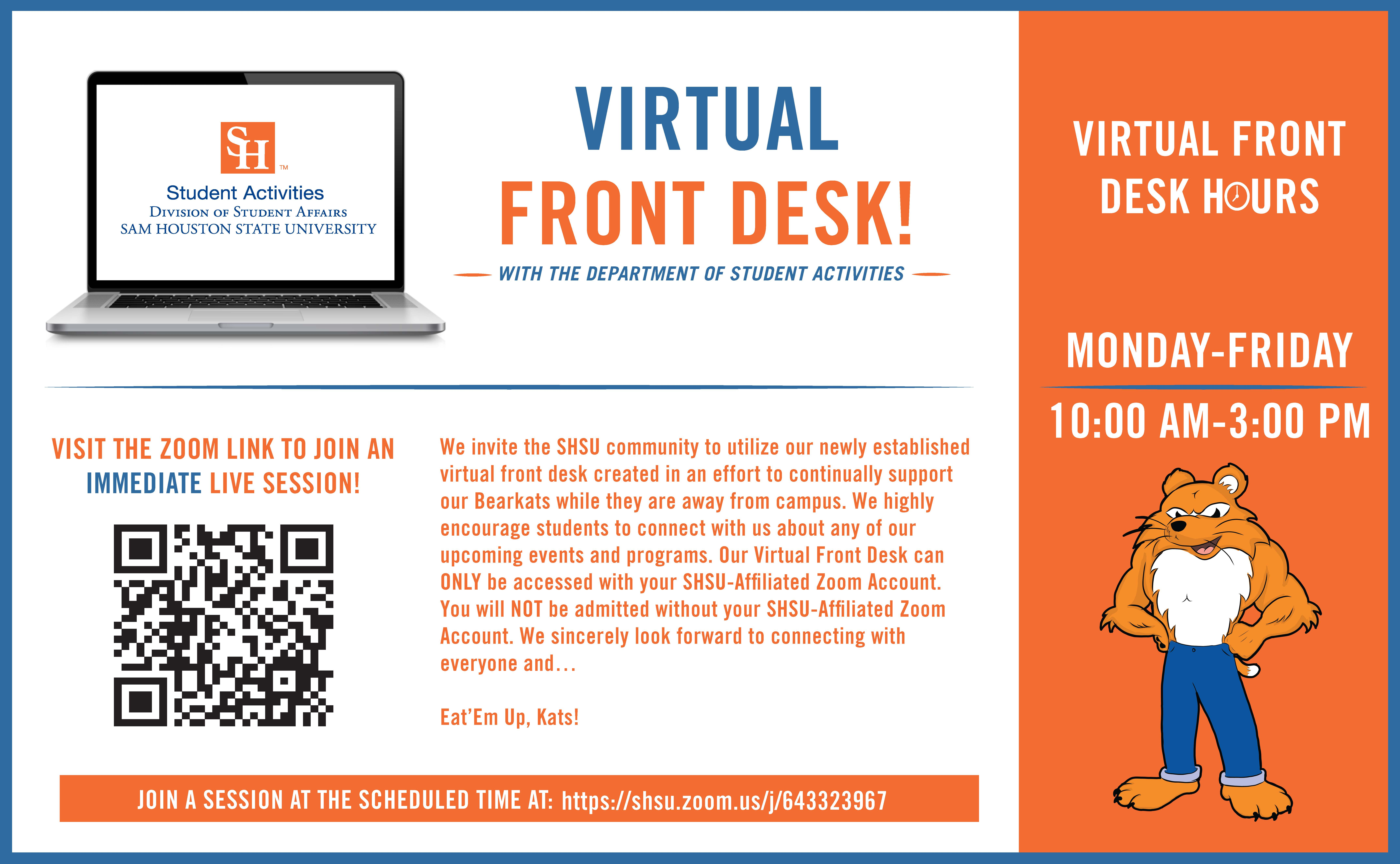(REVISED 3) VIrtual Office Hours