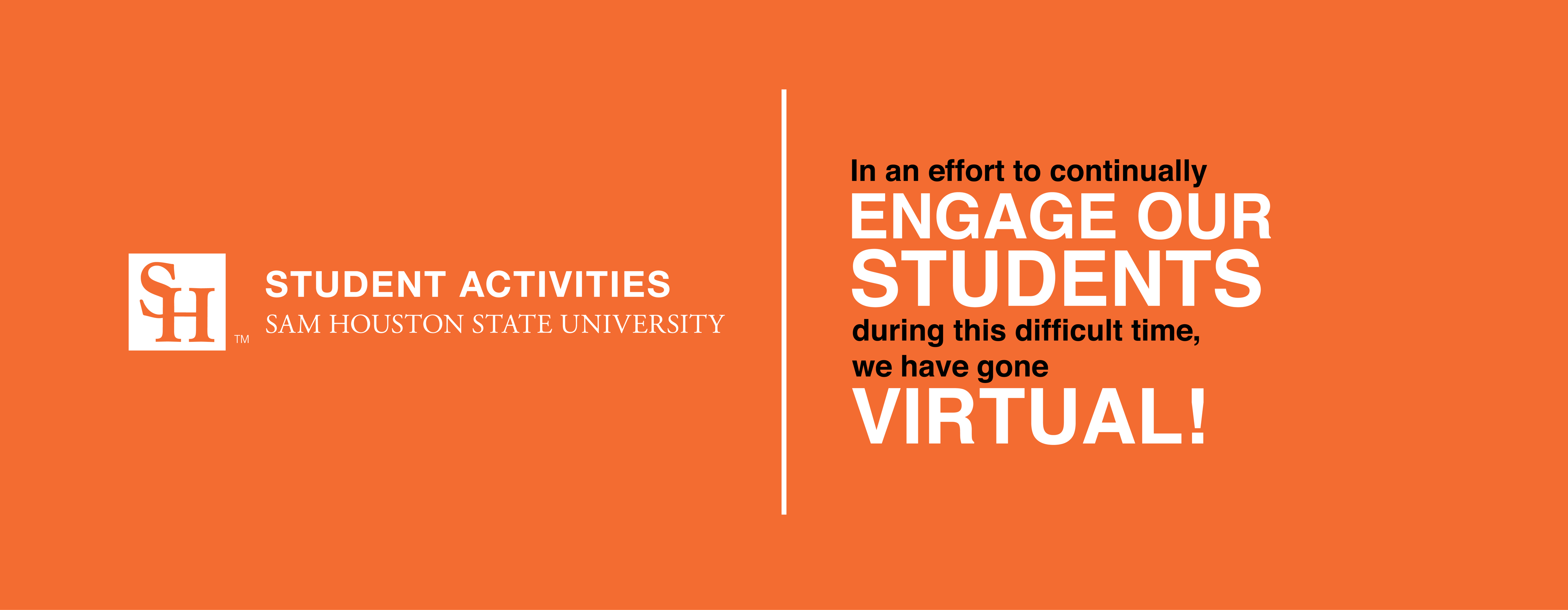 In An effort to continually engage our students during this difficult time, we have gone virtual!