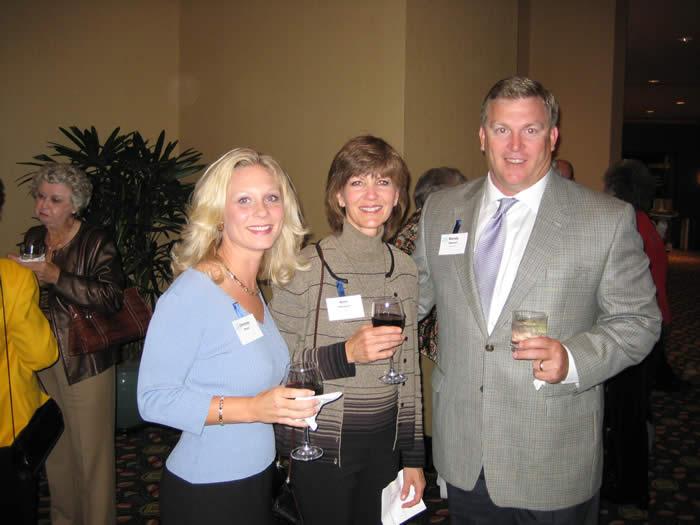 Chrissy Price, Ann & Randy Stewart