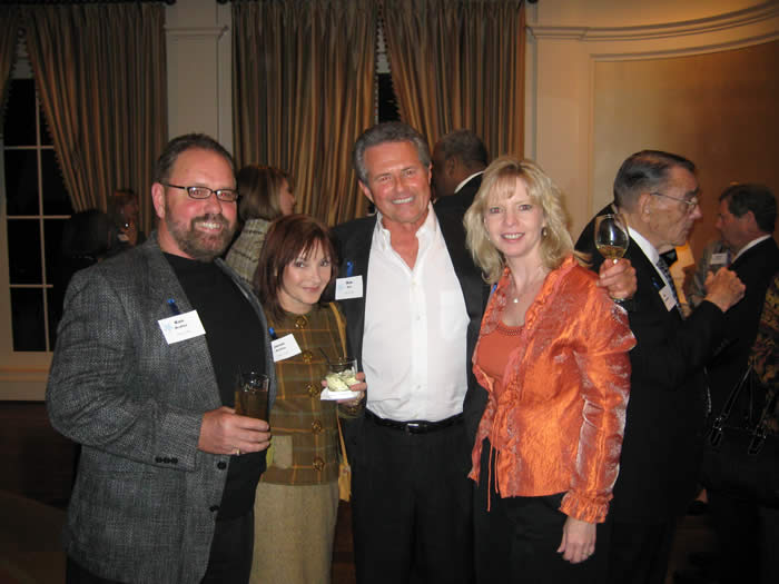 Ken & Janet McAfee, Bob Rod, Rhonda Ellisor