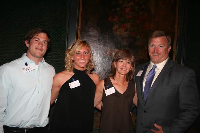 Randy, Kelli, Ann & Randy Stewart