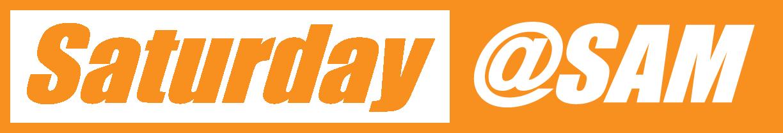 SaturdayAtSAM Logo