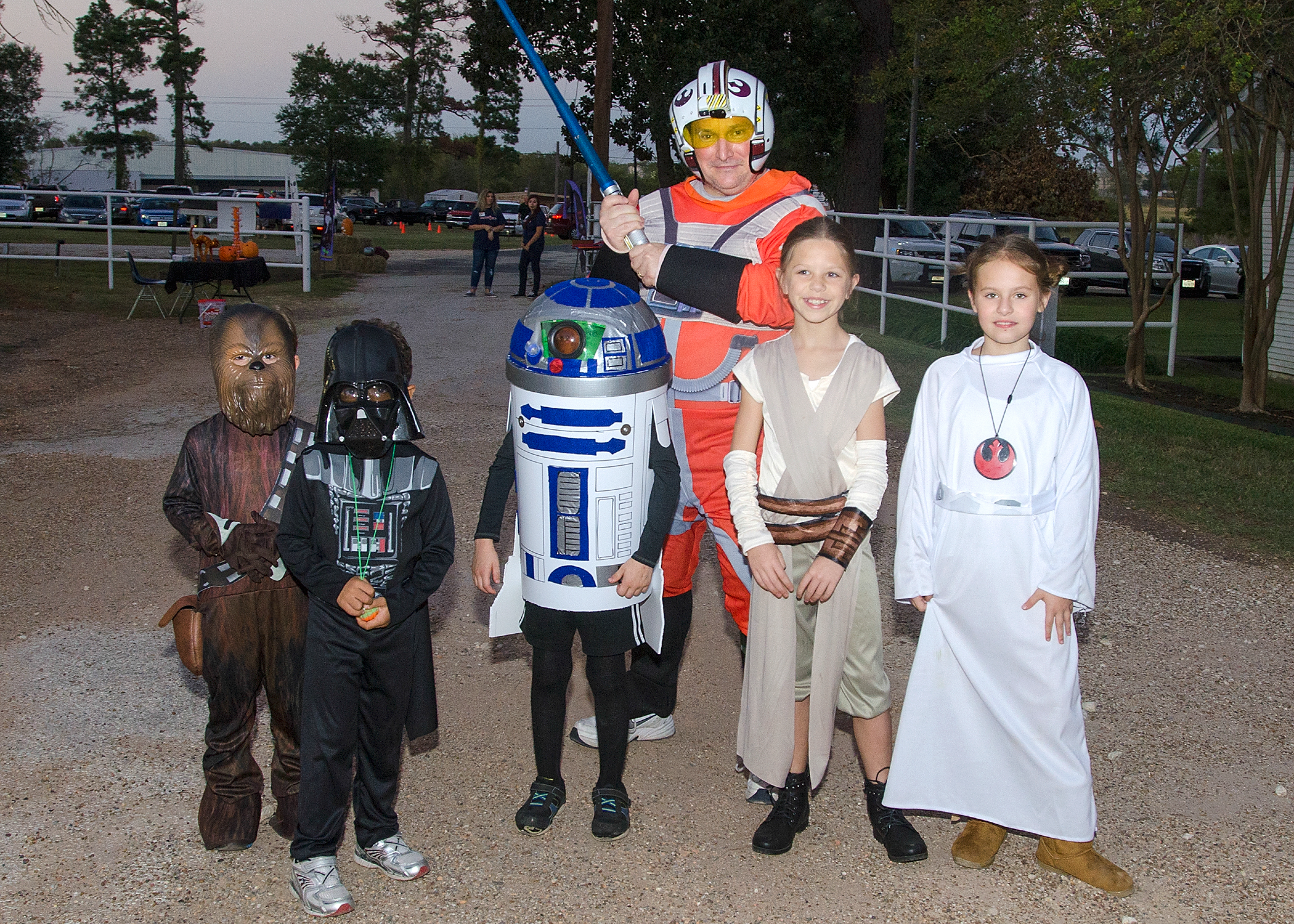 Fall Festival Costumes