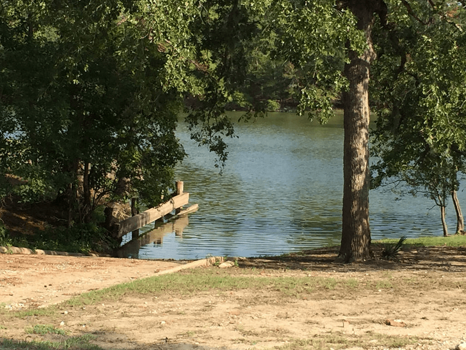 Camp Boat Ramp