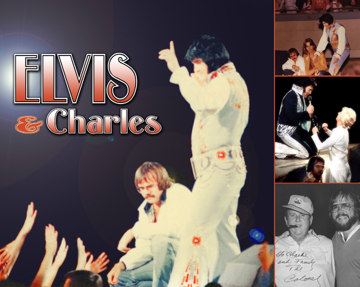 Elvis and Charles