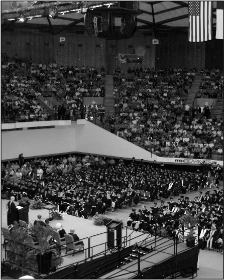 graduates of Sam Houston State University