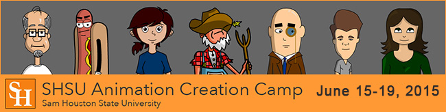 Animation Creation Camp