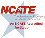 NCATE Accredited