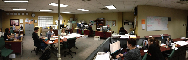 The Houstonian Newsroom
