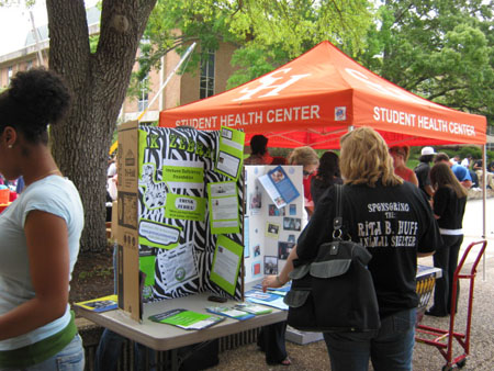 Bone Marrow Drive and Health Fair 018