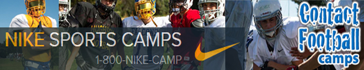 Nike Sports Camps Contact Football Camps