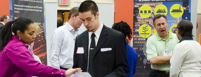 Business Career Fair
