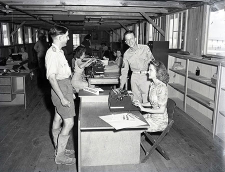 POW Camp in Walker County