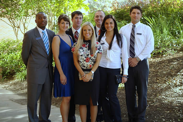 SHSU College of Business Administration Ambassadors