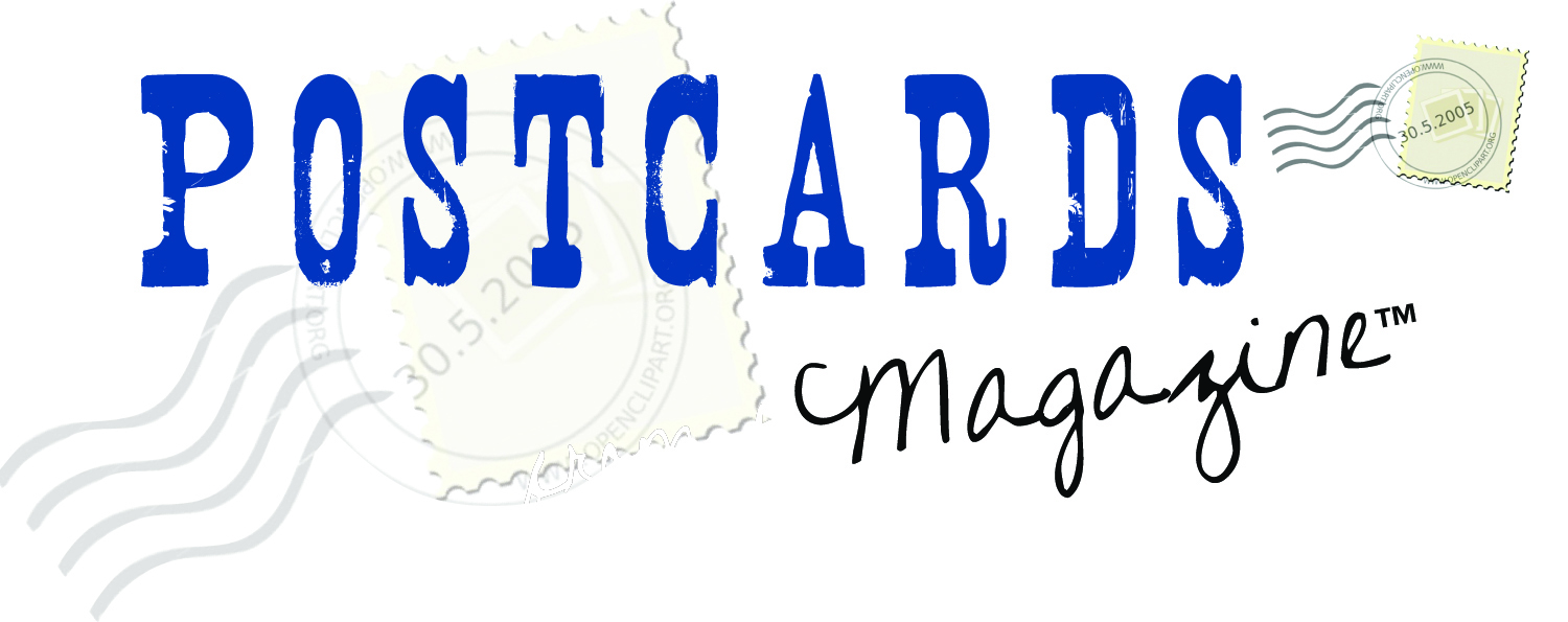 Postcards Magazine logo