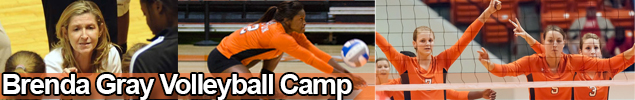 Brenda Gray Volleyball Camp