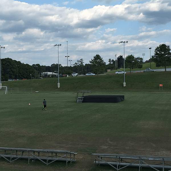 Intramural Fields with Stage
