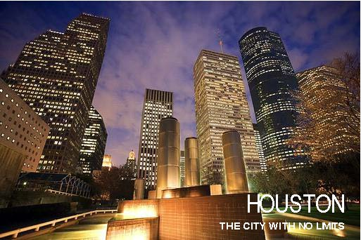 Houston: The City With No Limits