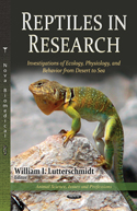 Reptiles in Research Book Cover