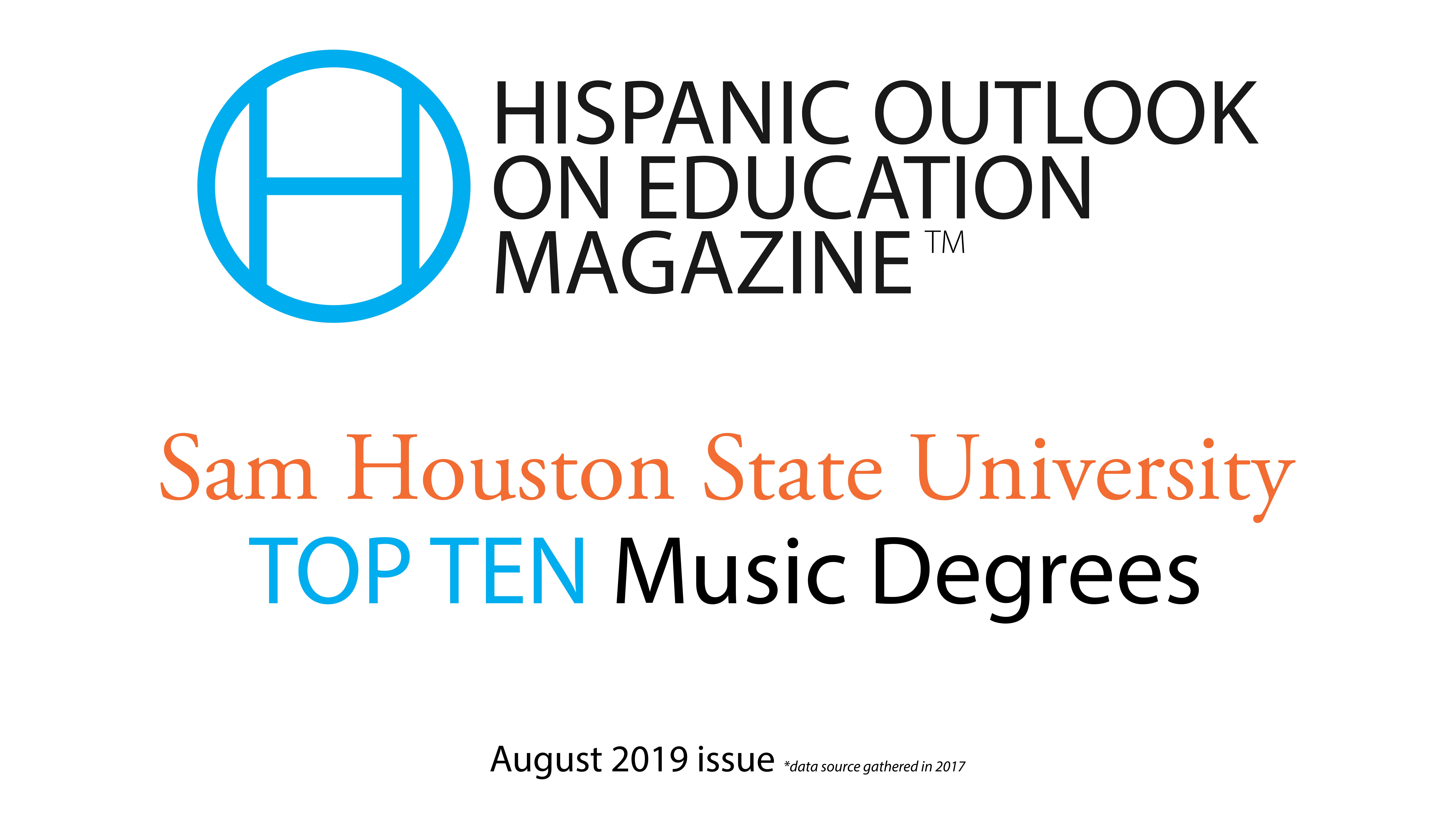 School of Music | Sam Houston State University