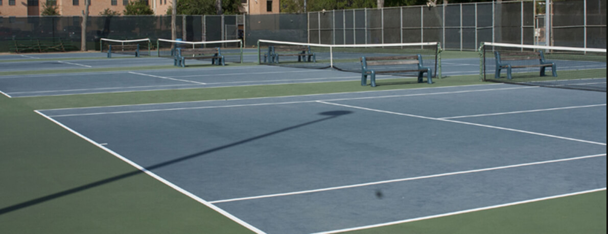 McAdams Tennis Courts