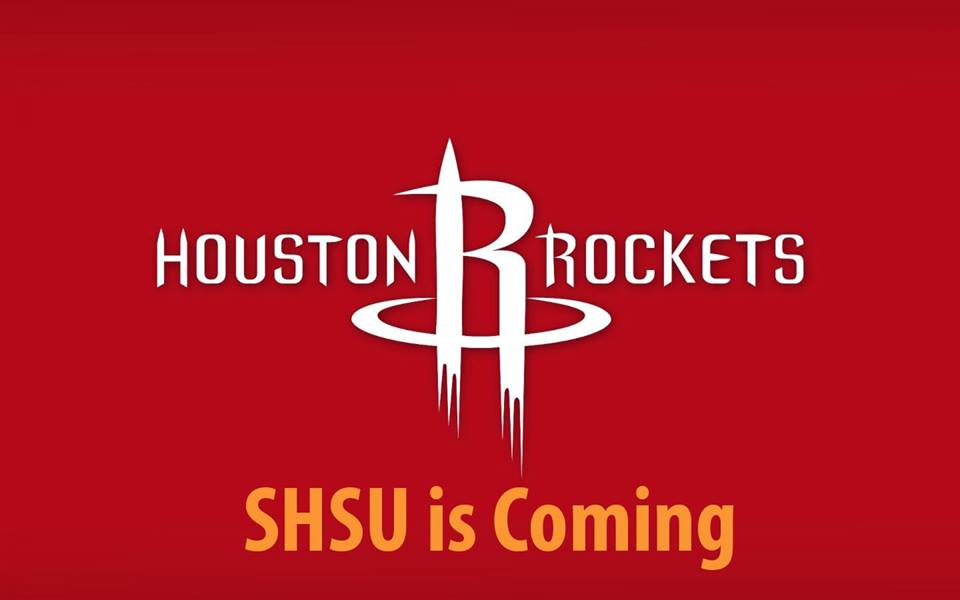 SHSU Night with the Rockets