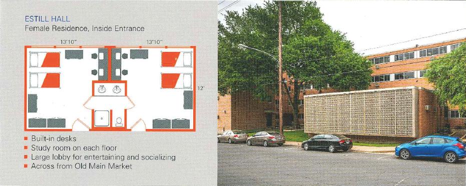 Estill floorplan