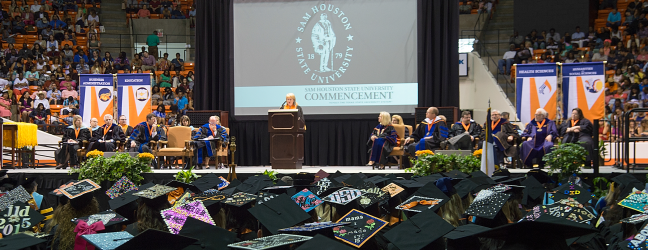 May 2015 Commencement