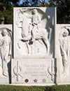 Sam Houston's grave