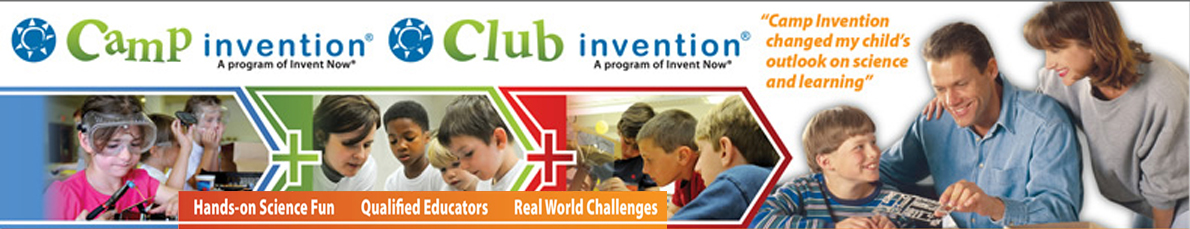 Camp Invention Club Invention