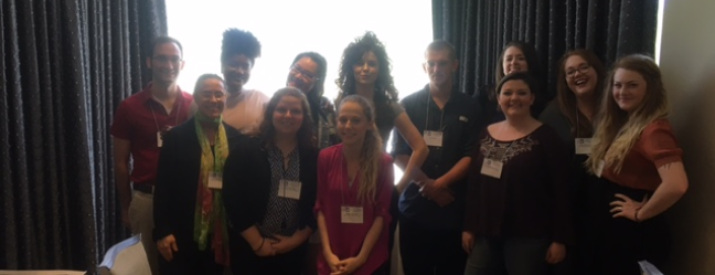 Sociology Students Visit Atlanta